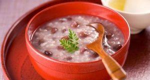 Thực dưỡng chay :Cháo gạo lức