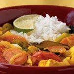Món chay lẩu đậu hủ rau nấm