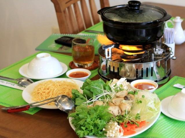 lau thai chay