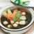 Món chay : Canh rong biển nấu hạt sen .