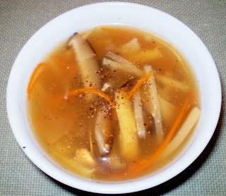 mon chay soup chua trung hoa
