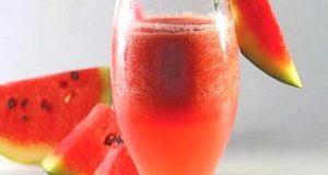 Thức uống thực dưỡng:sinh tố dưa hấu