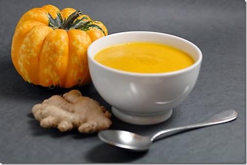 mon chay soup bi ngo