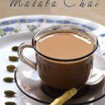 Thức uống thực dưỡng :trà masala chai Ấn Độ