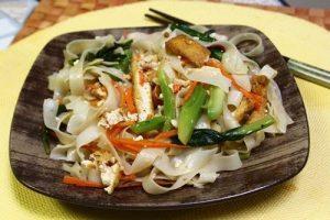 Cách nấu những món ăn chay