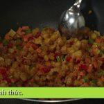 Món chay 224 – Đậu hủ ngũ sắc