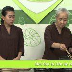 Món chay 109 – Mì căn nướng siêu