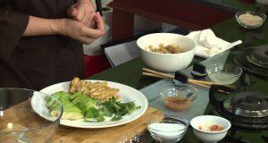 Món chay 111 – Gỏi ổi